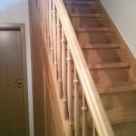 Treppe - unten